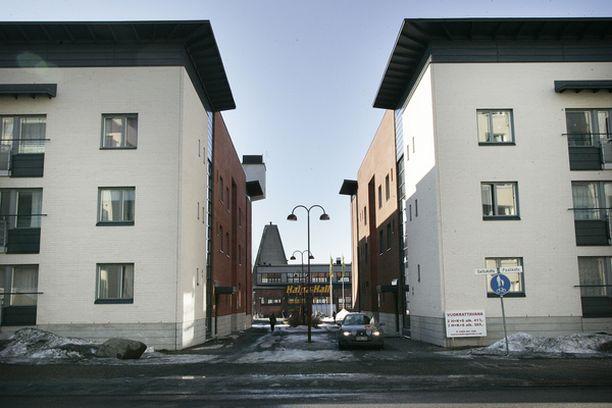 Toppila on työryhmän selvityksen mukaan Oulun väkivaltaisin kaupunginosa. Poliisi vastaanotti Toppilasta viime vuonna 68 pahoinpitelyrikosta viime vuonna.