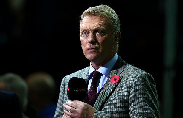David Moyes on West Hamin uusi käskyttäjä.