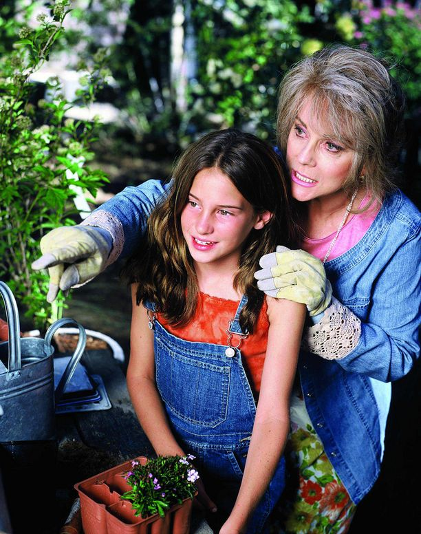 Tältä Woodley näytti vuonna 2004. Kuva televisioelokuvasta A Place Called Home.