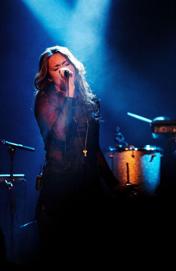 Ruotsalaistähti tehtailee musiikkia myös muille artisteille.