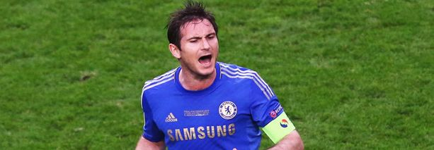 Frank Lampard vastasi Chelsean parhaasta maalintekopaikasta.