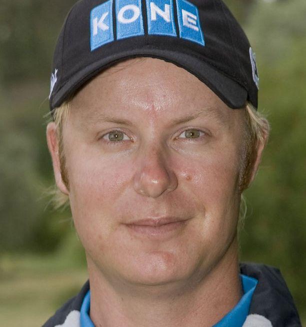 Mikko Ilosen kausi 2008 on ollut tasapaksu ja laimea.