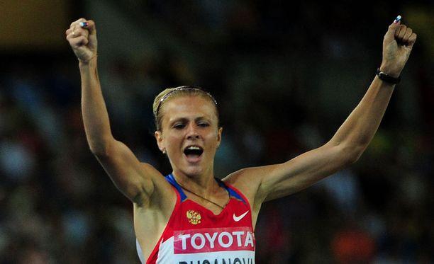 Saksalaiskanavalle Venäjän dopingkulttuurista puhunut Julia Stepanova joutuu piileskelemään.