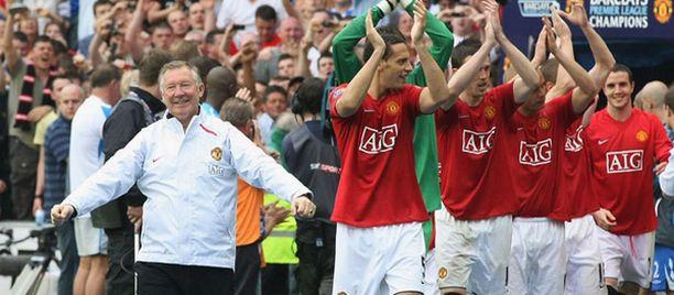 Lähteekö Alex Ferguson tavoittelemaan vielä olympiakultaa 2012?