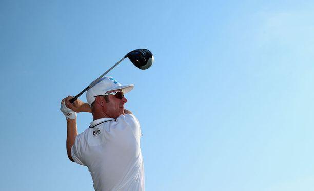 Mikko Ilonen on golfin maailmanlistalla sijalla 42.