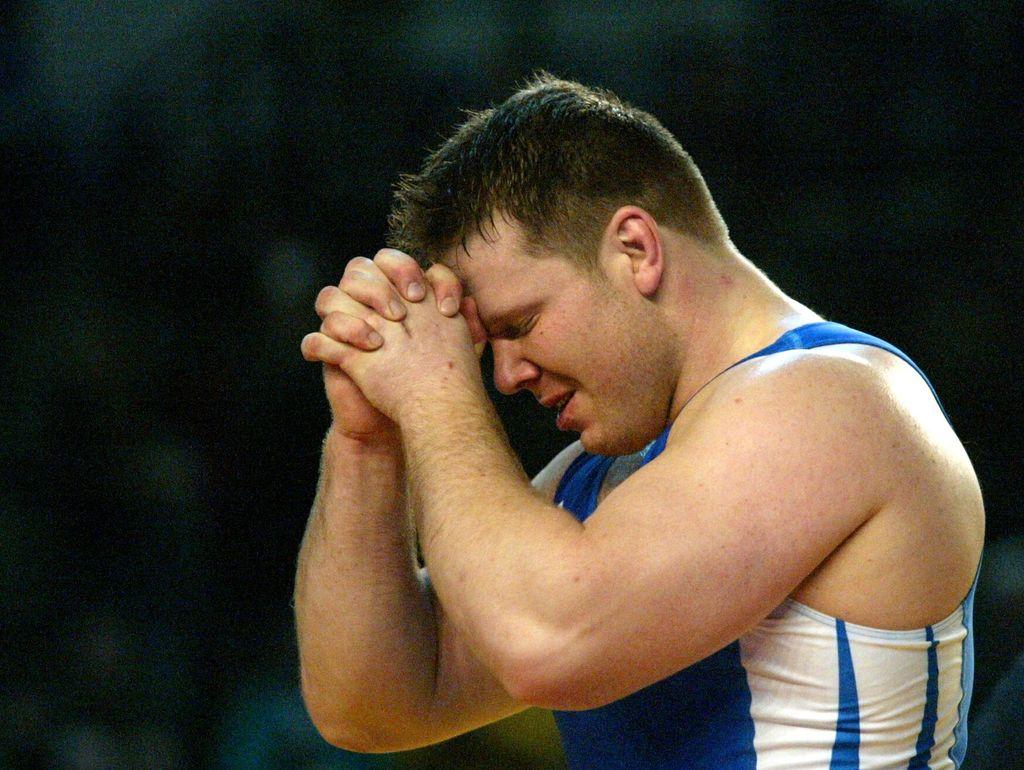 Juha Ahokas katuu, että alkoi painia, vaikka saavutukset ovat upeita.