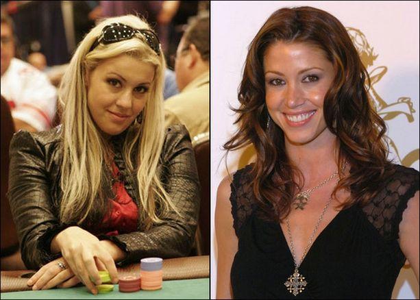 Naisten kauneimmat ovat ex-Playboymalli Jennifer Leigh ja näyttelijänäkin tunnettu Shannon Elizabeth.