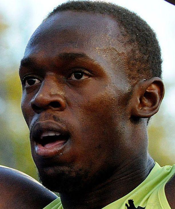 Usain Bolt on järisyttävän kovassa vireessä