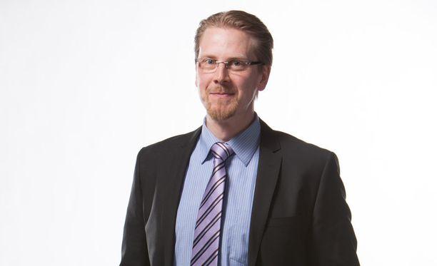 Panu Markkanen on kokenut urheilutoimittaja.