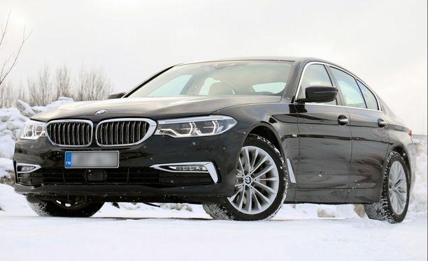 Ensi kesänä BMW-taksien määrä lisääntyy merkittävästi Suomen kaupungeissa.