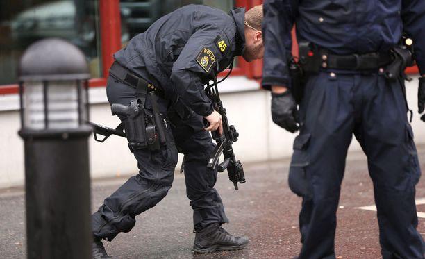 Poliisi on vahvistanut tekijän henkilöllisyyden.