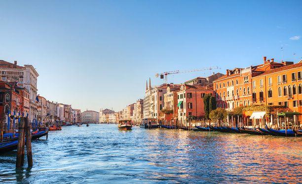 Venetsiaa romanttisempaa kaupunkia saa hakea pitkään.