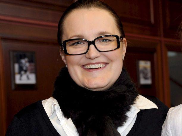 Mirjami Penttinen sai Taitoluisteluliitolta vuoden kilpailukiellon.
