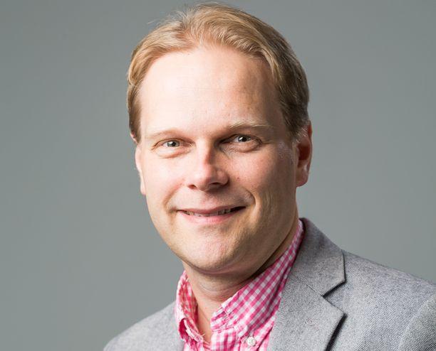 Apulaisprofessori Lauri Nummenmaa johtaa tunnelaboratoriota.