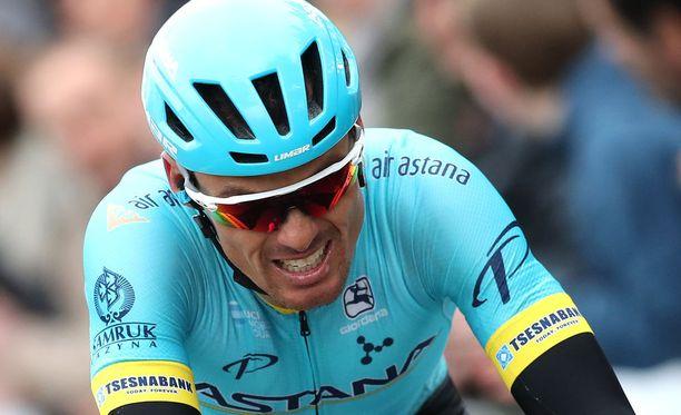 Luis León Sánchezin urakka Ranskan ympäriajossa päättyi jo toisella etapilla.