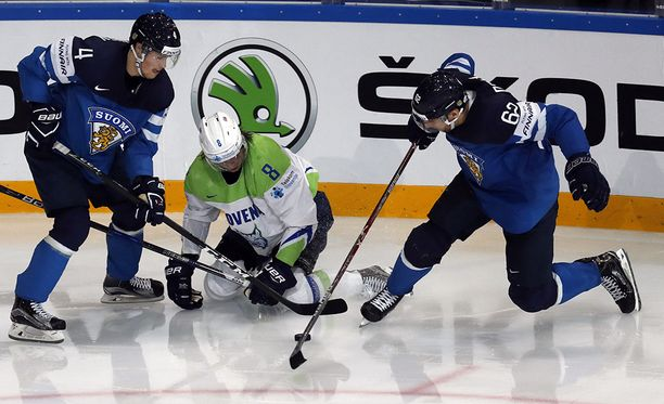 Varovaisesti pelannut Suomi oli vaikeuksissa jopa Slovenian kanssa.
