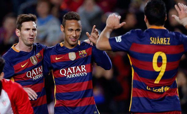 Barcelona tekee tulosta niin kentällä kuin sen ulkopuolellakin.
