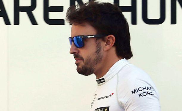 Fernando Alonson mukaan McLarenin moottoriin ei voi luottaa eikä siinä ole tarpeeksi tehoja.