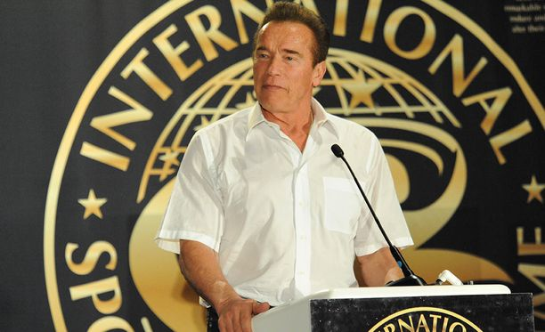 Näyttelijä, poliitikko Arnold Schwarzenegger tunnetaan lukuisista elokuvista.