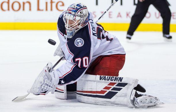 Joonas Korpisalon kaksivuotinen NHL-sopimus on katkolla kauden jälkeen.