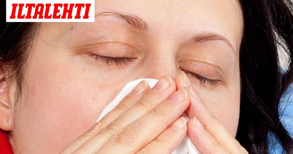 Flunssa Tartunta