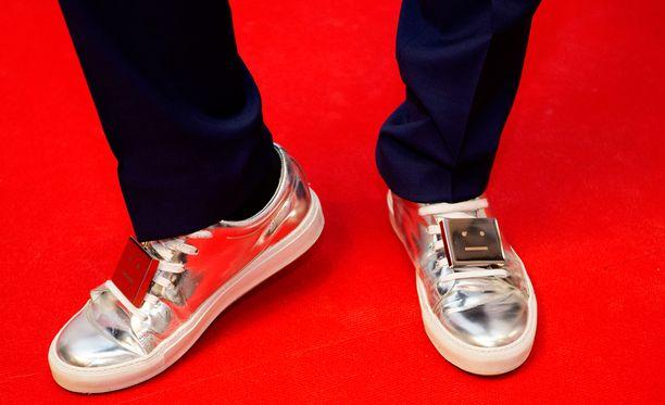 Antti Ketosen kengät.