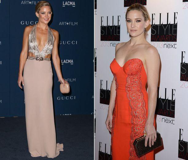 Kate Hudson listataan usein parhaiten pukeutuvien listoille.
