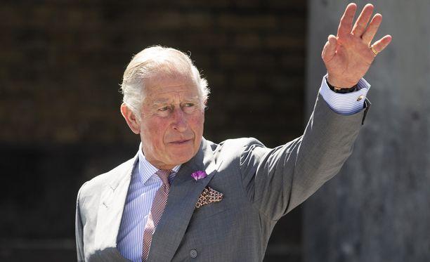 Prinssi Charles on luonnon ja eläinten asialla.