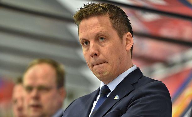Lauri Marjamäki näki Suomen pelissä paljon hyvää.