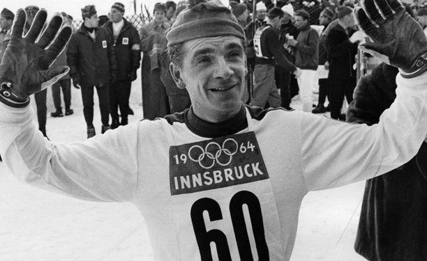 Sami Jauhojärvi tunsi Eero Mäntyrannan.