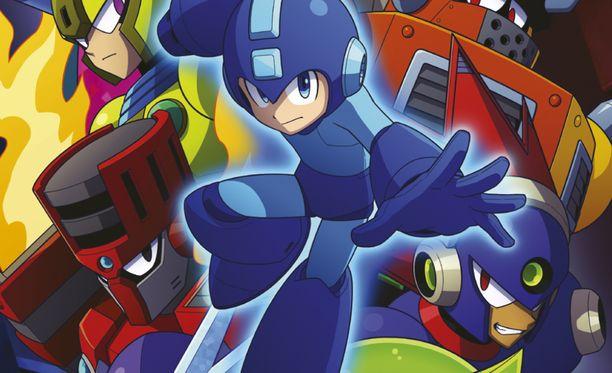 Mega Man 11 julkaistiin eilen.