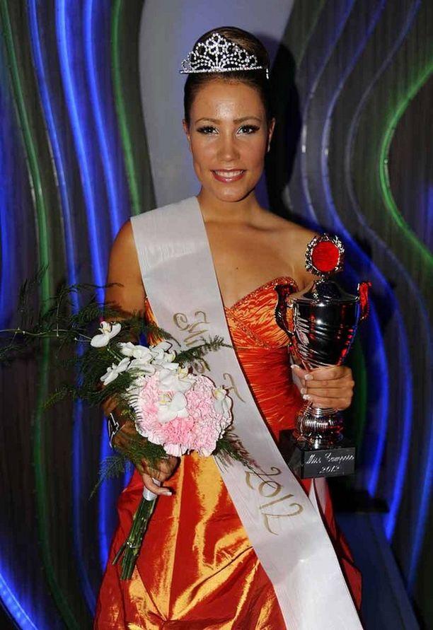 Miss Tampere 2012: Hanna Granlund