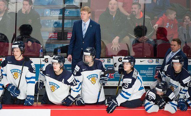 Jukka Rautakorpi on johdattamassa Suomen nuoret historiallisen huonoon saavutukseen.