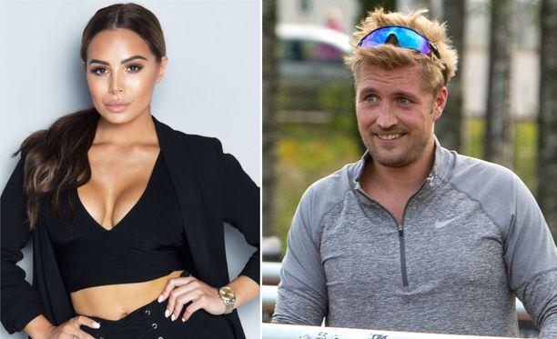Stefan Therman ilmoitti viikonloppuna eronneensa Sofia Belórfin kanssa.