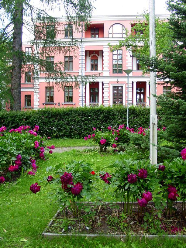 Kellokosken sairaala toimi Prinsessan hovina yli 50 vuotta. Kuva on otettu vuonna 2007, eli 19 vuotta Annan kuoleman jälkeen.
