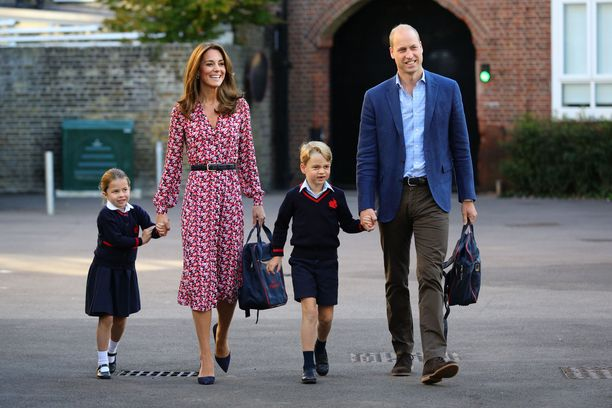 Prinsessa Charlotten ei uskota palaavan vielä kouluopetukseen.