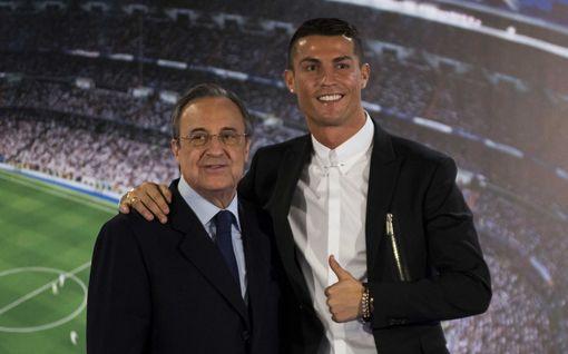 """""""Cristiano Ronaldo on imbesilli"""" – seurapomon salainen nauha vuoti julkisuuteen"""