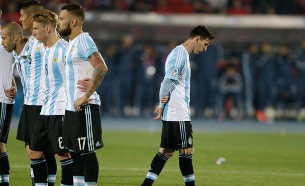 Lionel Messi ilmoitti maajoukkueuransa päättymisestä, mutta moni on sitä mieltä, ettei ilmoitus ole lopullinen totuus.