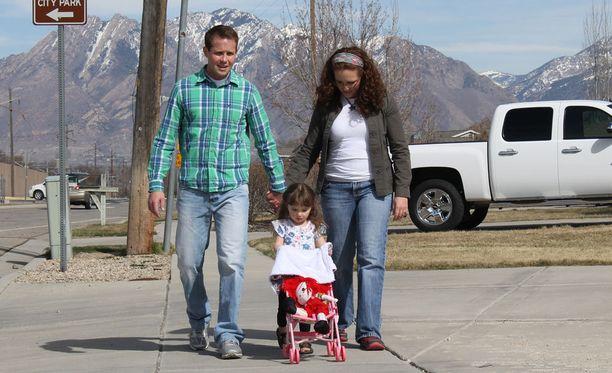Pretillä ja Meganilla on yhteinen lapsi, eikä kumpikaan suunnittele lähtevänsä liitosta.