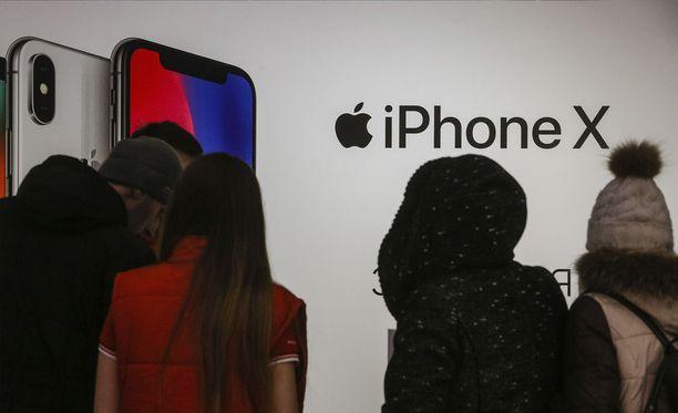 Applen loppuvuosi meni kuin menikin hyvin.