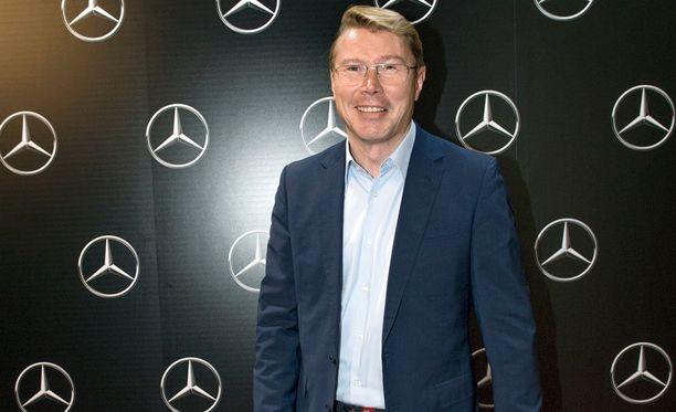 Mika Häkkinen ei pidä suunnasta, johon F1 on menossa.