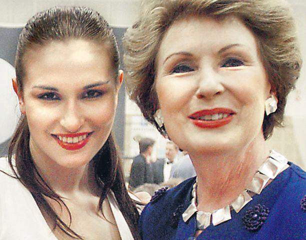 2004 Äiti ja tytär viihtyivät yhdessä, myös Tangomarkkinoilla.