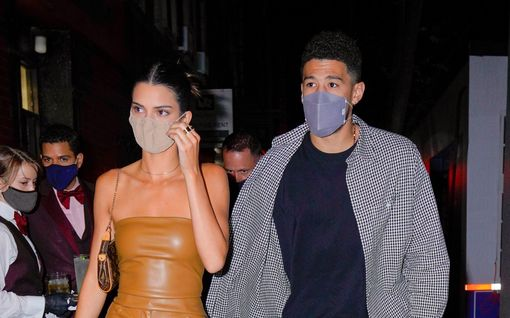 Kendall Jenner ja NBA-tähti käsi kädessä kaupungilla: Mallikaunotar tapailee vain koripalloilijoita