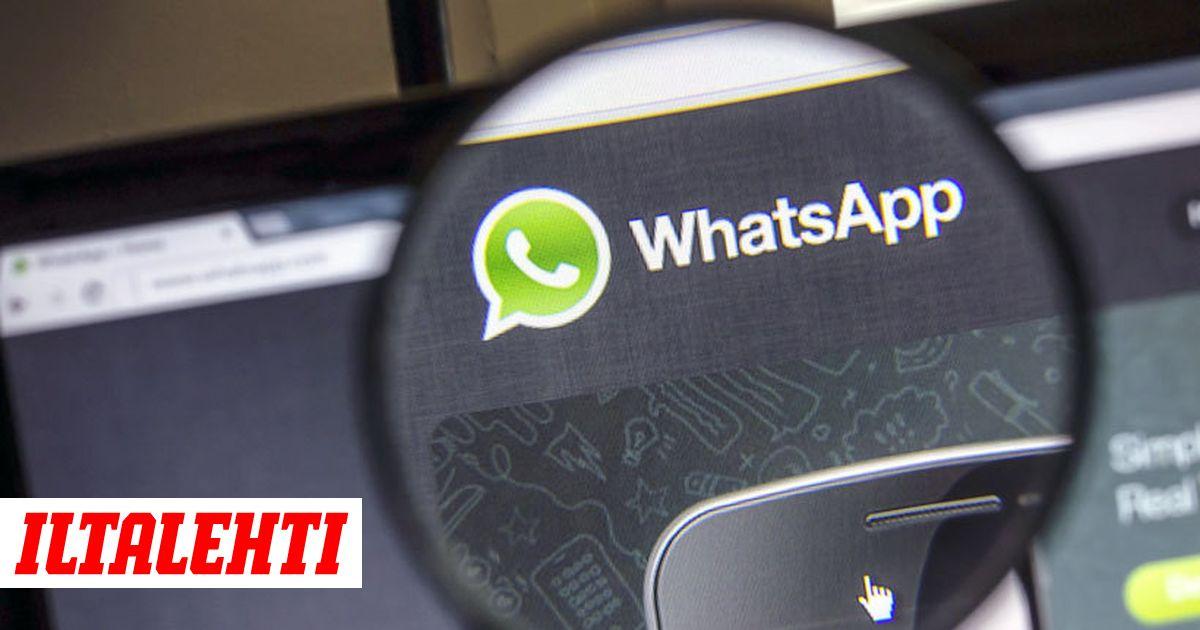 Whatsapp Häiriö
