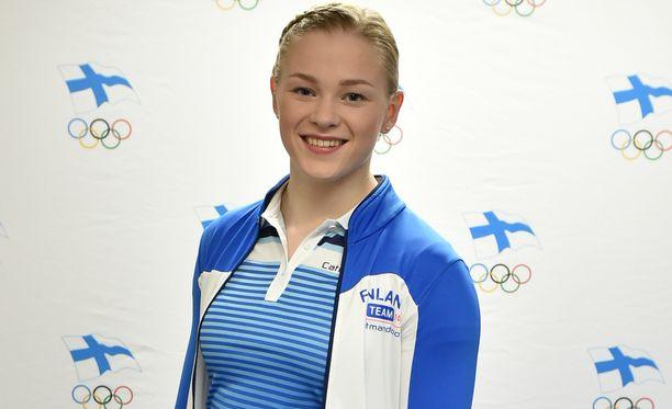 Hallikaudella SE:n 471 hypännyt Wilma Murto saavutti heinäkuussa alle 20-vuotiaiden MM-kisoissa pronssia.