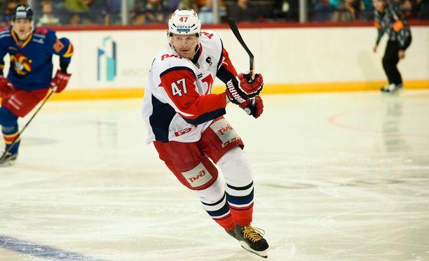 Petri Kontiola kuuluu joukkueensa kantaviin voimiin.