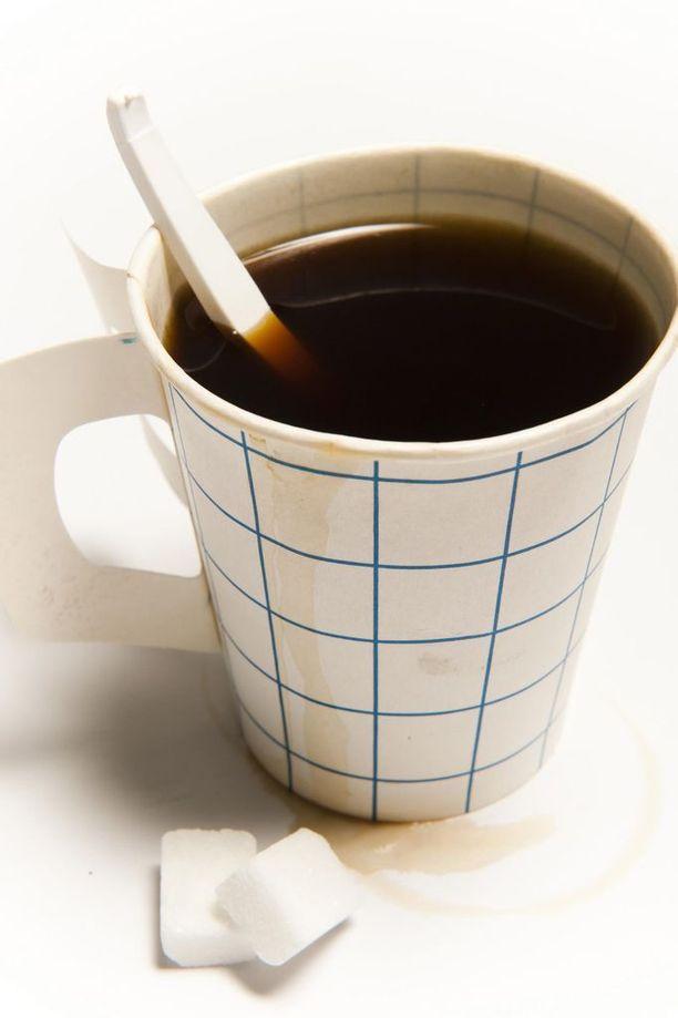 Me suomalaiset juomme eniten kahvia koko maailmassa.