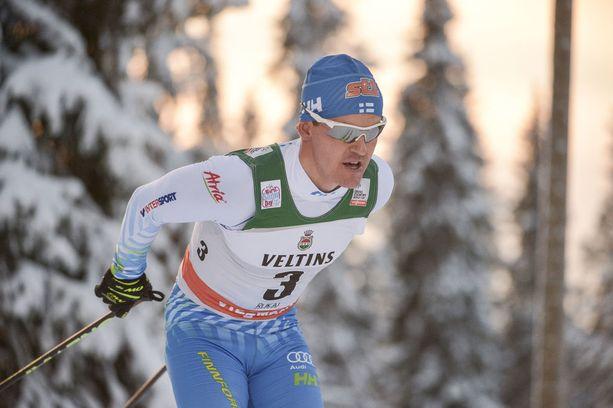 Sami Jauhojärven huippu-ura päättyi viime kaudella.
