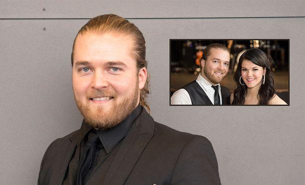 Teemu Roivainen ja Saara Aalto seurustelivat yhdeksän vuotta.