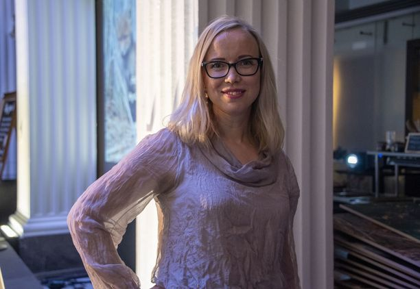 Johanna Koivu nyt.